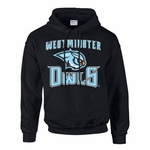 Westmisnter Owls Hooded Sweatshirt