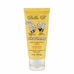 Trial Size Silk & Honey Baby Daily Moisturizing Lotion 2 oz