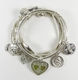 Good Charma Sterling Silver Lucky Charm Bracelets