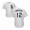 Anderson #12 Cool Base Home Youth Replica