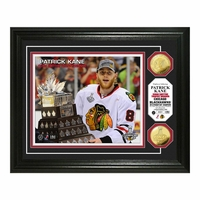Blackhawks 2013 Kane Conn Smyth Photo Mint