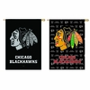 Blackhawks 2-Sided Flag