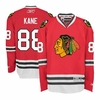 Blackhawks #88 Kane Premier Jersey - Red