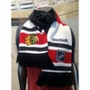 Blackhawks Center Ice Jacquard Scarf