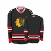 Blackhawks Premier Jersey - Black