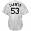 Cabrera #53 Cool Base Home Youth Replica