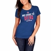 Cubs Ladies AC Postseason 16 Tee