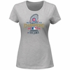Cubs Ladies WS16 Champs Locker Room Tee