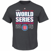 Cubs WS16 Champs Roaring Glory Tee