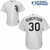 Robertson #30 Cool Base Home Youth Replica