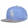White Sox Cham Basic - Baby Blue / Gray