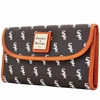 White Sox Dooney & Bourke Continental Clutch