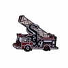 White Sox Fire Truck Pin