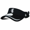 White Sox New Era Lined Visor