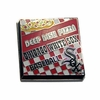 White Sox Pizza Pin