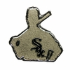 White Sox Silhouette Pin