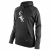 White Sox Women's All Time Pullover - Black