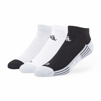 White Sox Skylite Regular Logo 3pk Socks