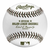 White Sox 2017 Memorial Day Authentic Ball