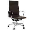 AG Ribbed High Back Office Chair