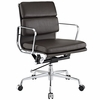 AG Soft Padded Mid Back Office Chair