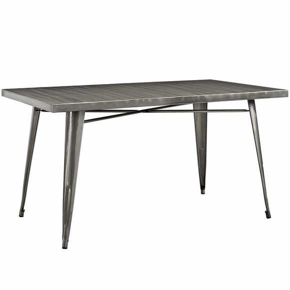 Alacrity Metal Dining Table