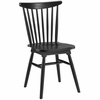 Amble Dining Side Chair in Black