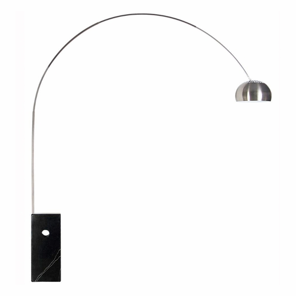 arco floor lamp original instructions castiglioni arch arc