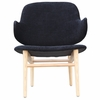 Atel Wood Lounge Chair