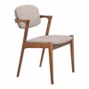 Brickell Dining Chair Dove Gray Set of 2