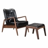 Bully Lounge Chair & Ottoman