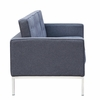 Button Sofa in Wool