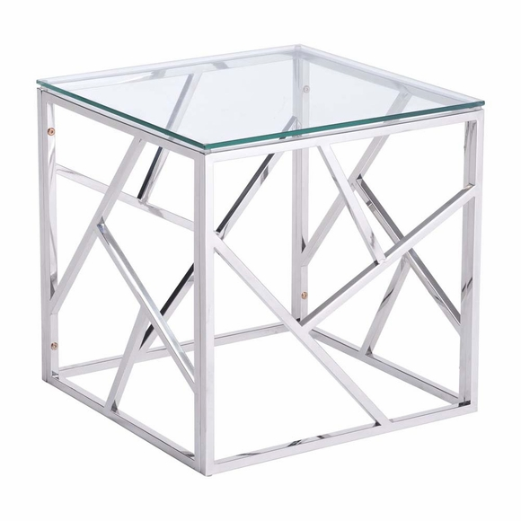 Cage Side Table