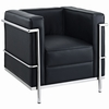 Charlie Petite Armchair - Leather