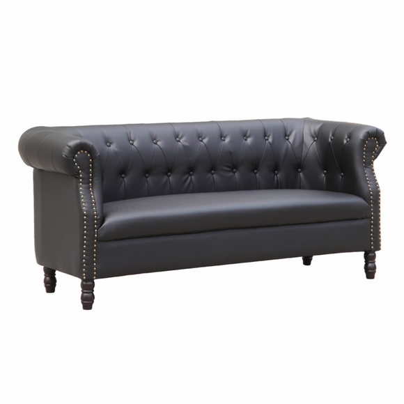 Chester Bonded Leather Sofa