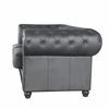 Chestfield Leather Loveseat