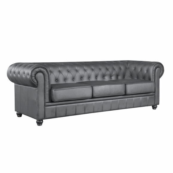 Chestfield Leather Sofa