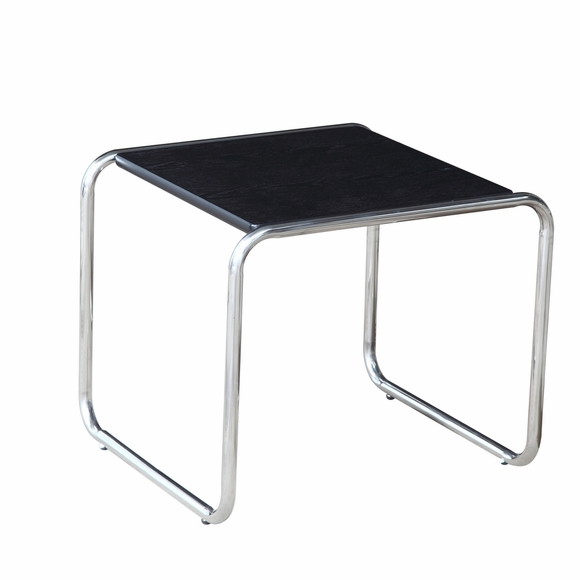 Chrome Small Nesting Table