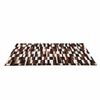 "Columbia 48"" Brown Rug"
