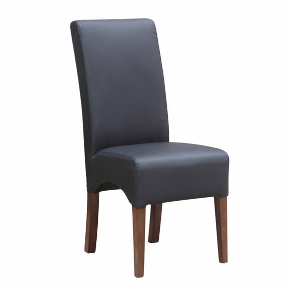 Dinata PU Leather Dining Chair