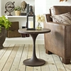 Drive Wood Top Side Table