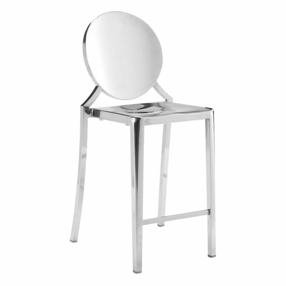 Eclispe Counter Chair Ss Set of 2