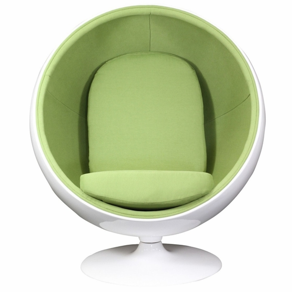 Superieur ... Eero Aarnio Style Ball Chair ...