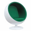 Eero Aarnio Style Ball Chair Green
