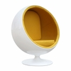 Eero Aarnio Style Ball Chair Yellow