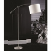 Elbow Arch Lamp, White