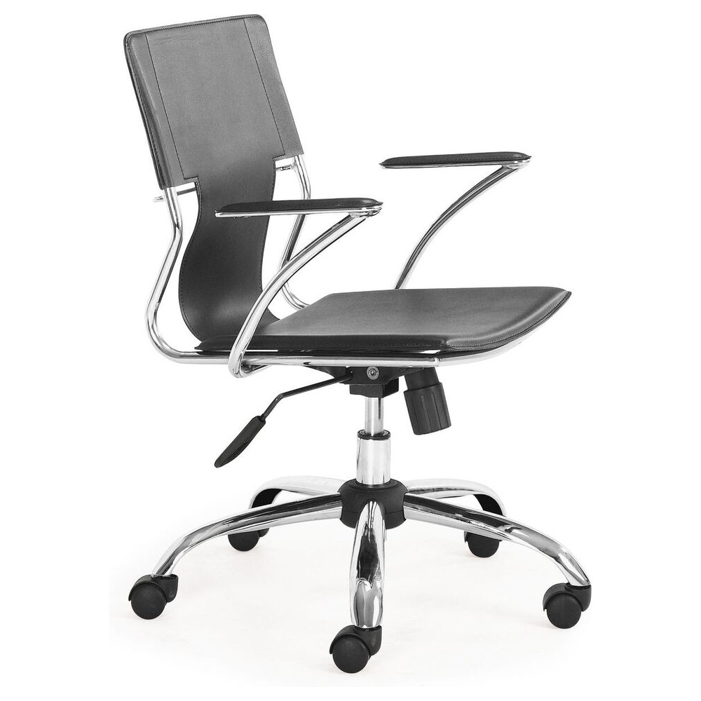white modern office chair white rolling. White Modern Office Chair Rolling B