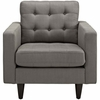 Empress Armchair Upholstered Set of 2