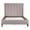Gilded Age Queen Bed Dove Gray