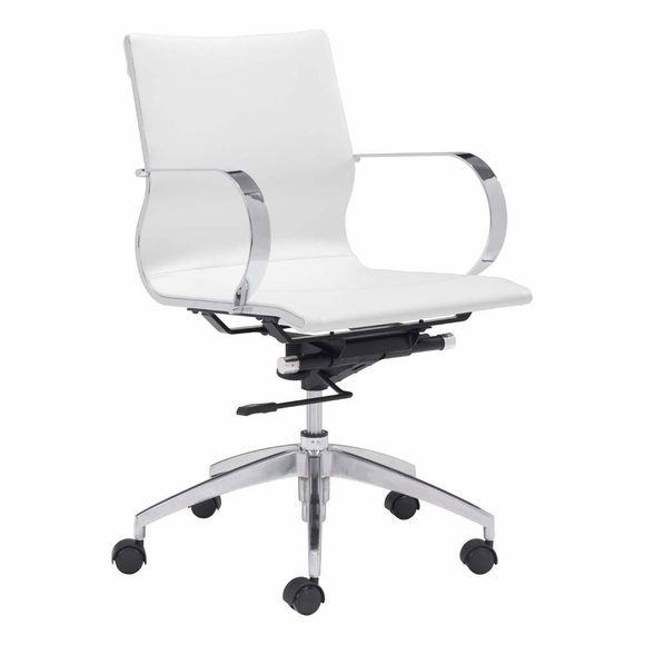 Glider Low Back Office Chair